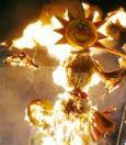 фото ЗакС политика Муниципалы запалили масленичные кострища