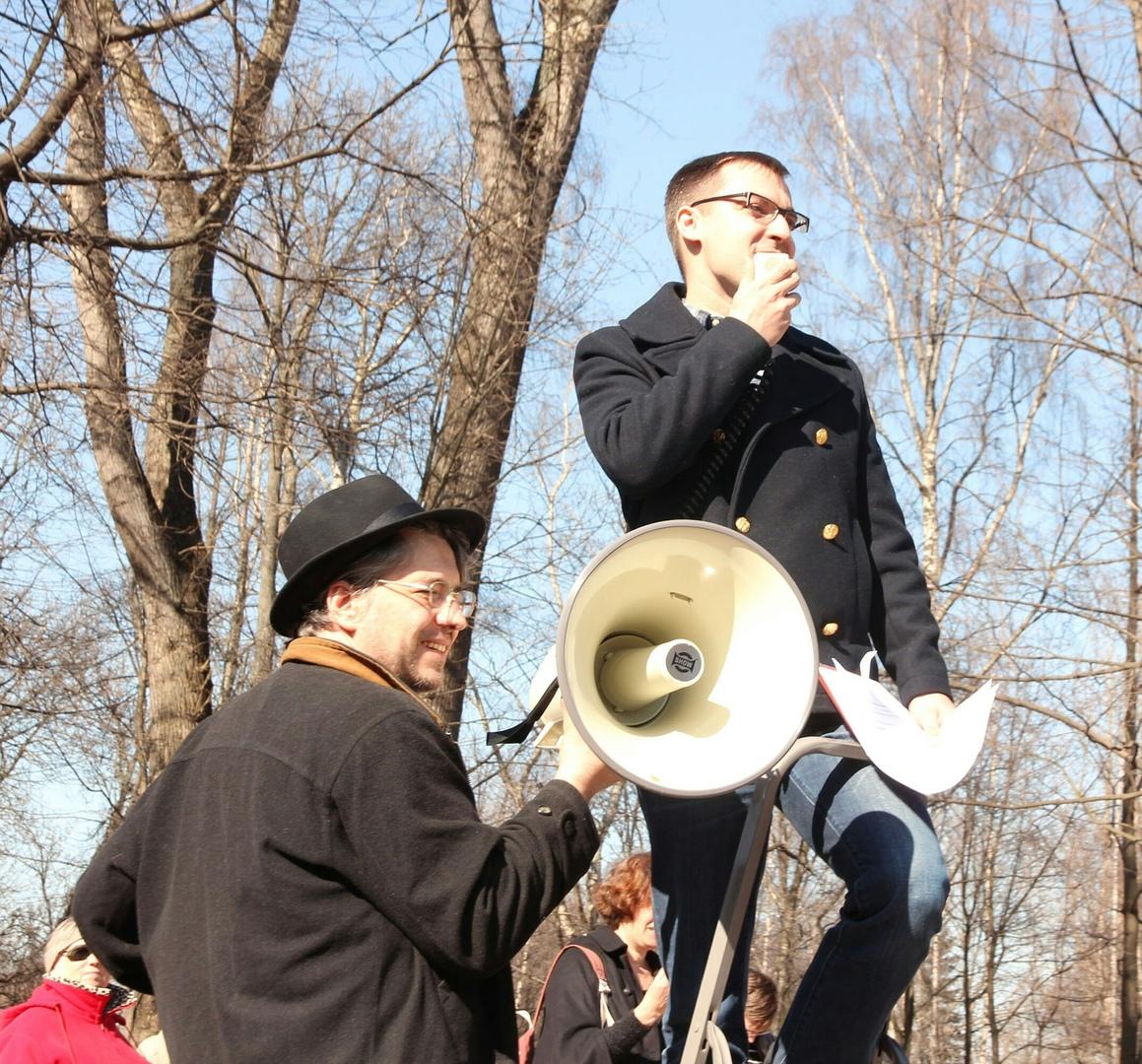 фото ЗакС политика Купчинцы собирают команду для участия в муниципальных выборах