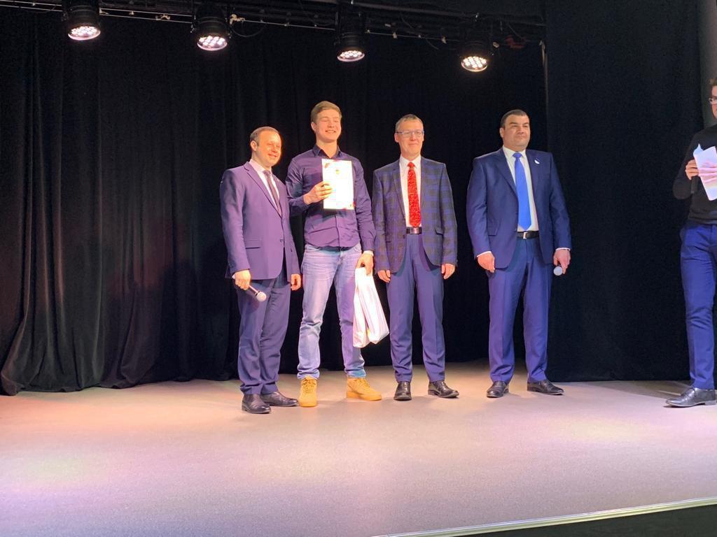 фото ЗакС политика В Петербурге наградили победителей совместного международного проекта МО «Красненькая речка» и эстонской Нарвы